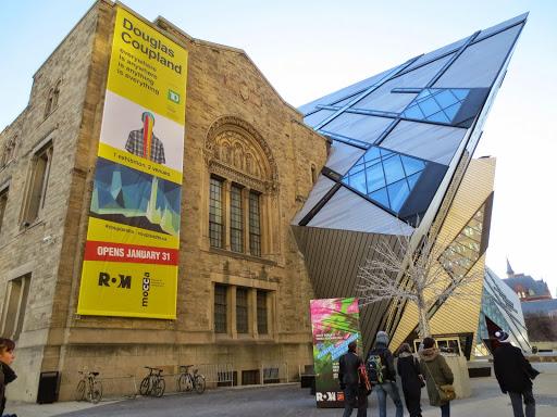 Fashion Follows Form - Design Exhibit at the Royal Ontario Museum